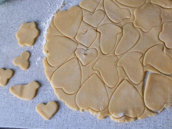 Весёлое печенье