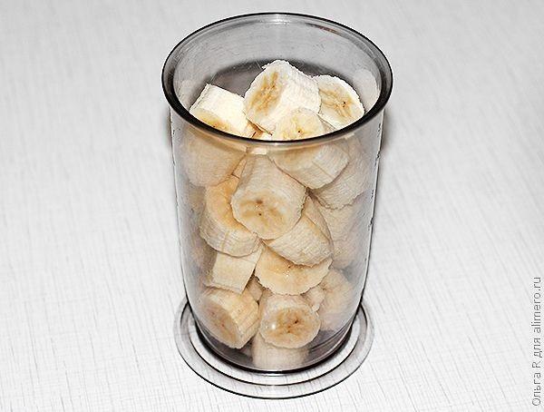 Смузи с бананами