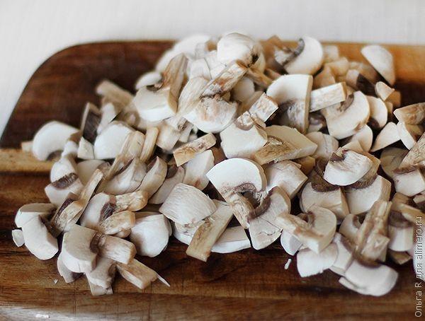 Томатно-грибной соус