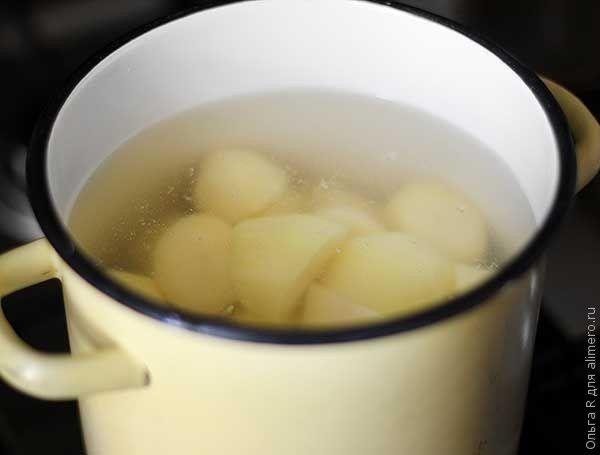 Пряное картофельное пюре