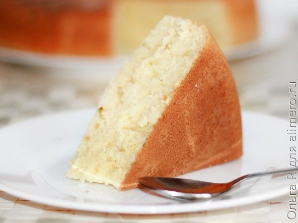 Лаймовый кекс
