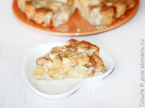 Салат с курицей и плавленным сыром рецепт с фото