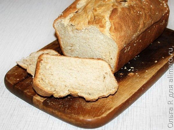 Йогуртовый хлеб