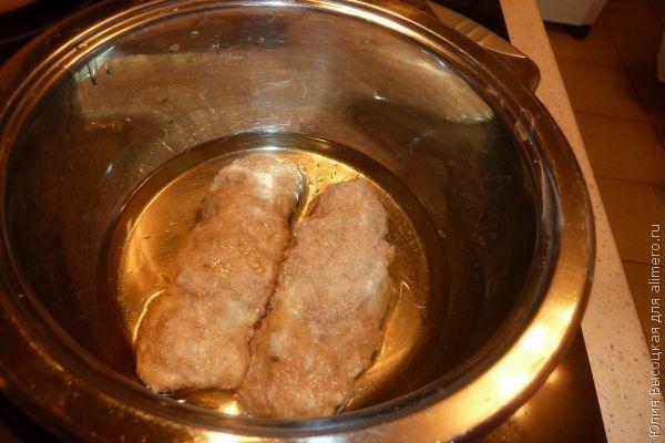 сырные палочки с рисом