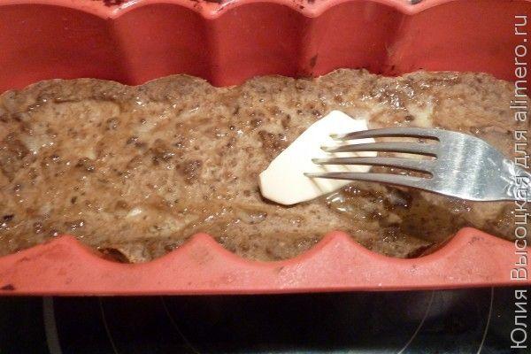 Печеночное суфле