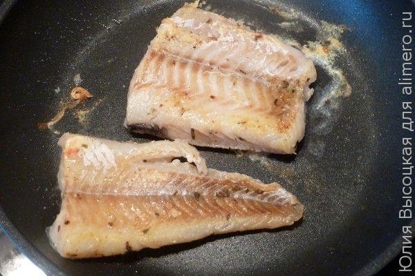 Шаурма с рыбой