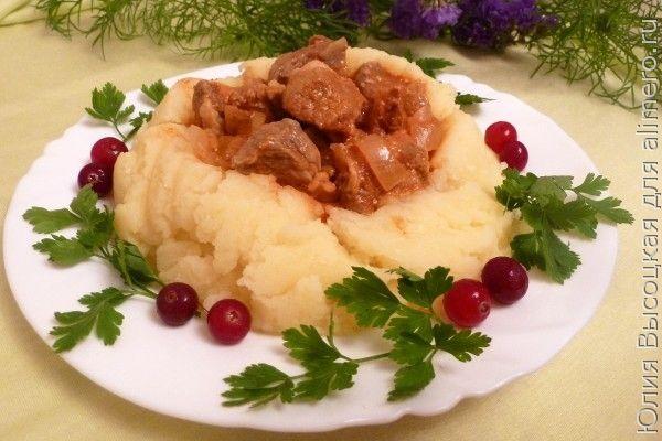 Вторые блюда из баклажанов и мяса рецепты