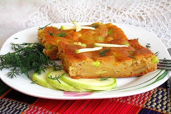 Блюда из фарша мясного с кабачком рецепты