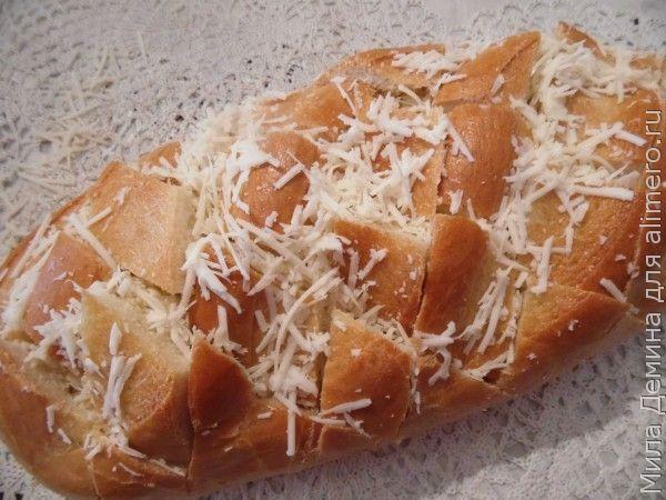 Сырный батон