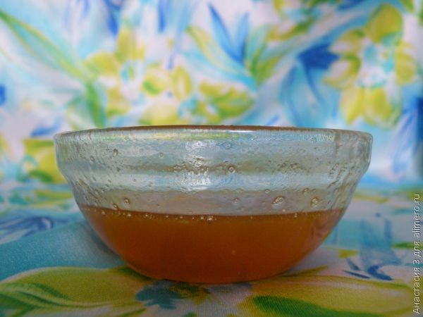 Картофель в медово-горчичном соусе