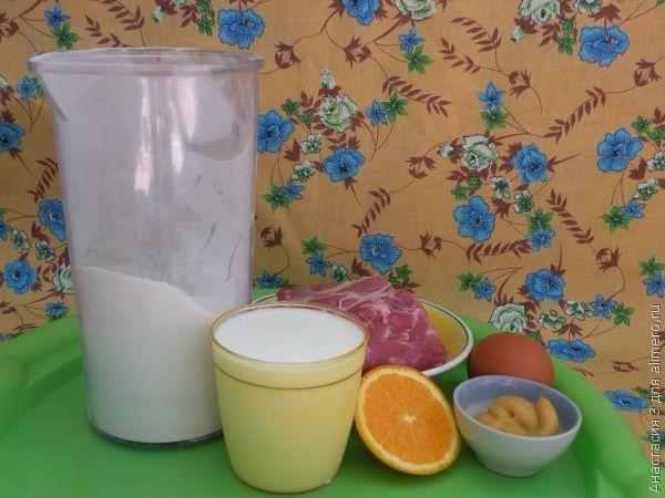 отбивные в горчично-апельсиновом маринаде
