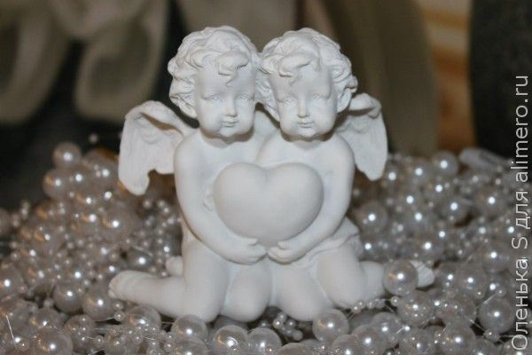 ангелочки статуэтка