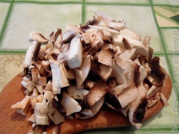 Солянка грибная, рецепты
