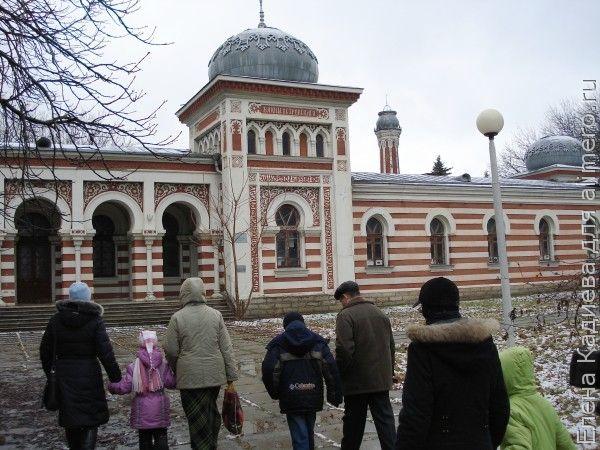 Путешествия по Кавказским минеральным водам