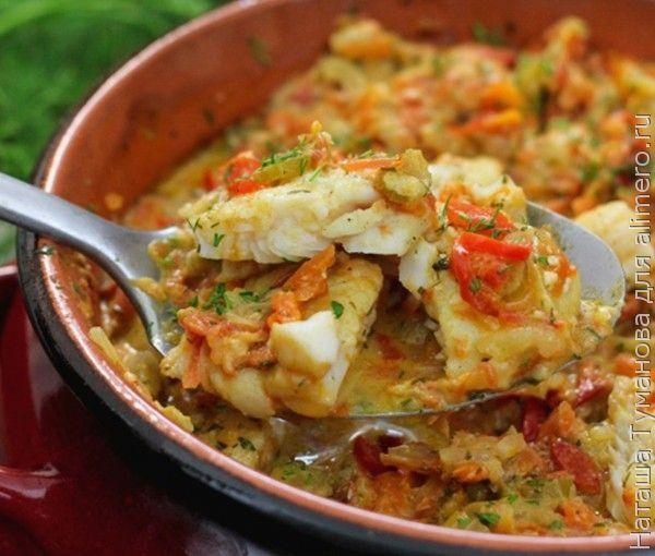 Рыба овощи рецепт — pic 7