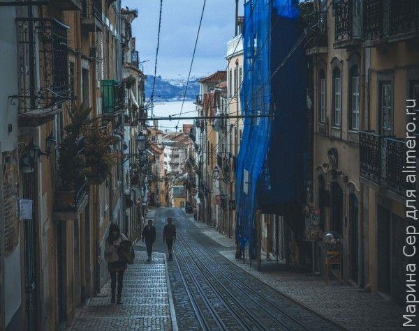 Мои любимые районы Лиссабона