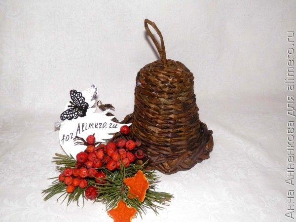 Декоративный колокольчик
