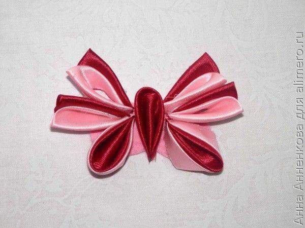 Резинка-бабочка для волос