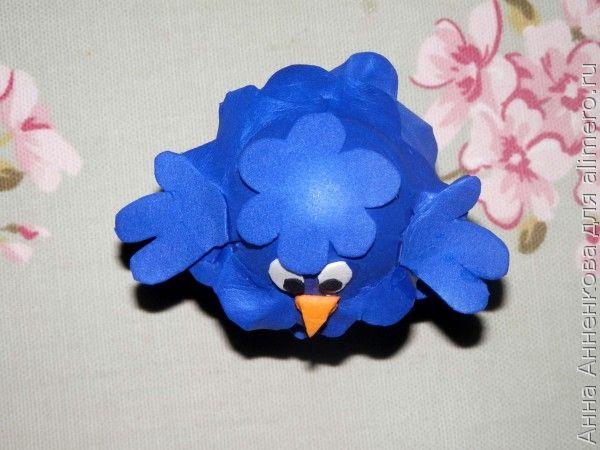 Петушок из фоамирана