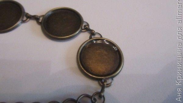 Одуванчиковый браслет
