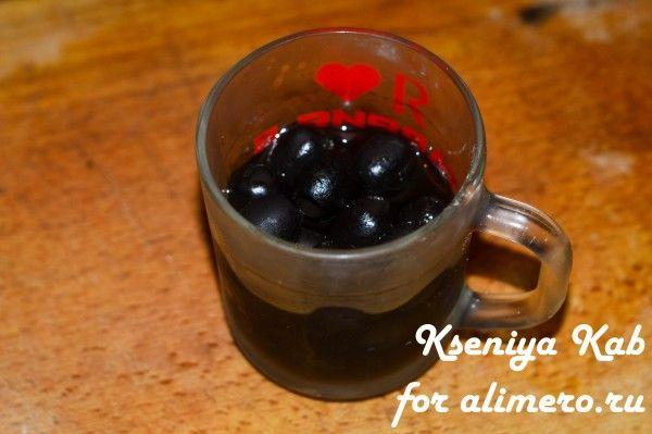 чиабатта с маслинами