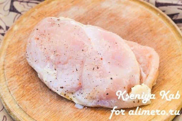 куриная грудка рецепт