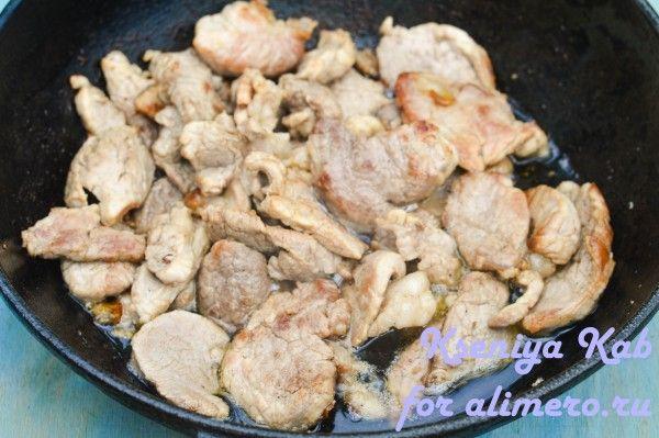 свиная вырезка рецепт