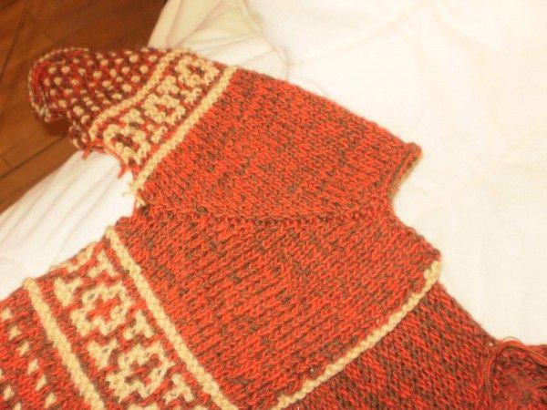 Вязание реглана