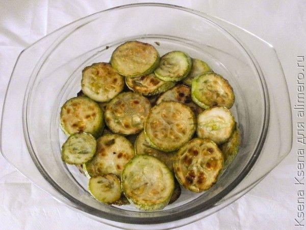 овощи в духовке