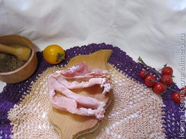 свинина рецепт