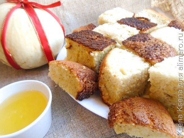 бисквитный пирог
