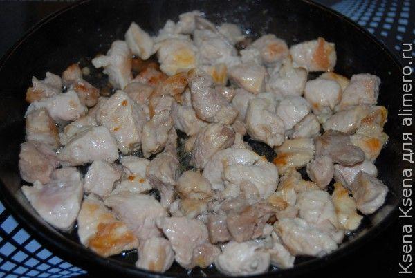 мясо с тыквой