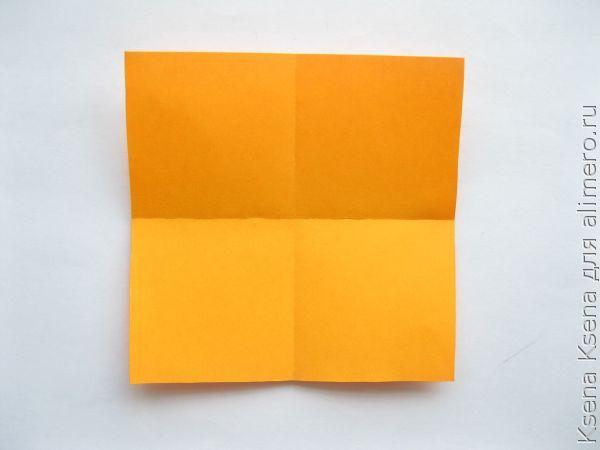 оригами игрушки из бумаги