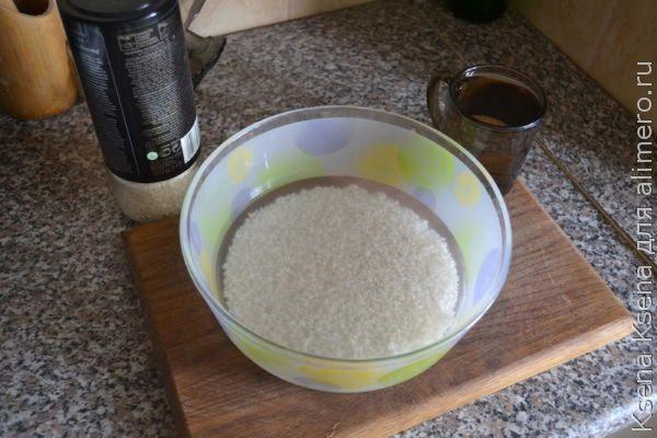 рисовая молочная каша