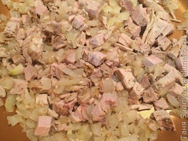 Паштет из свинины с авокадо