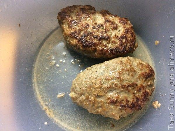 гамбургер полезный на обед