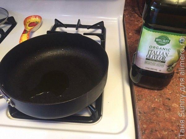 Веганский рецепт пасты строганов