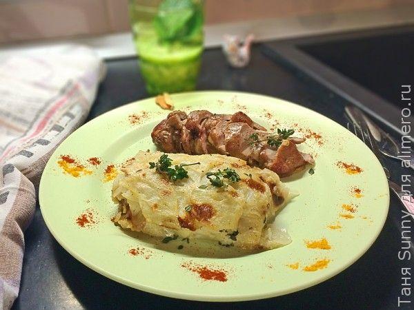Дофинуа картофельный гратен