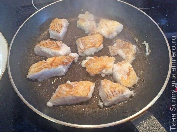 Рыба по-индийски тенга
