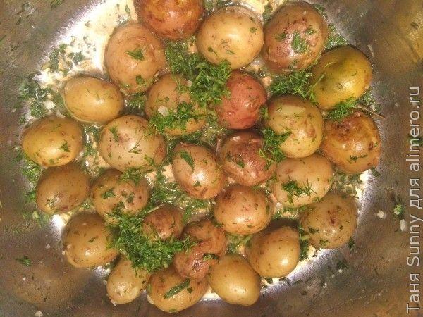 Тайский салат с телятиной