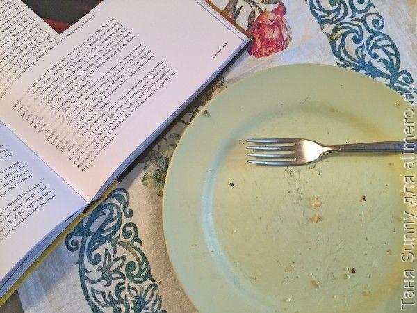 Бутерброд на завтрак с омлетом