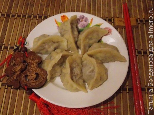 как приготовить китайские вареники