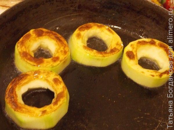 закуска из кабачка