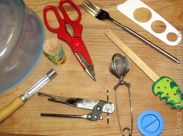 Топ-5 бесполезных вещей на кухне
