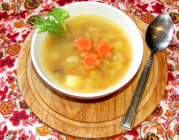 Суп с красной чечевицей рецепт с пошагово в