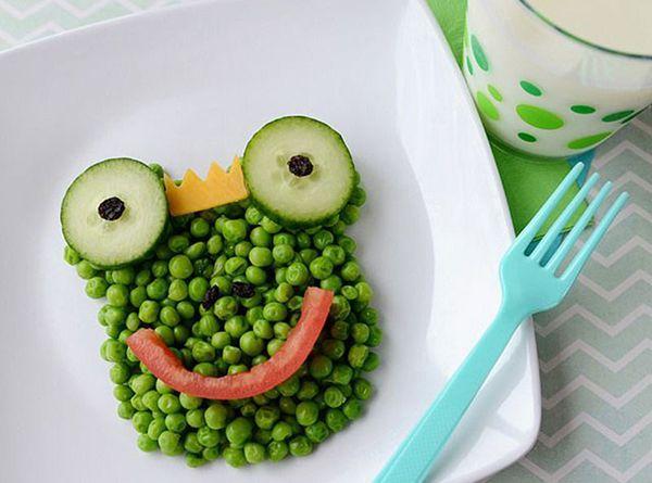 Еда для детей. 30 веселых способов оформления
