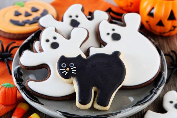 Блюда на Хэллоуин. 25 идей оформления