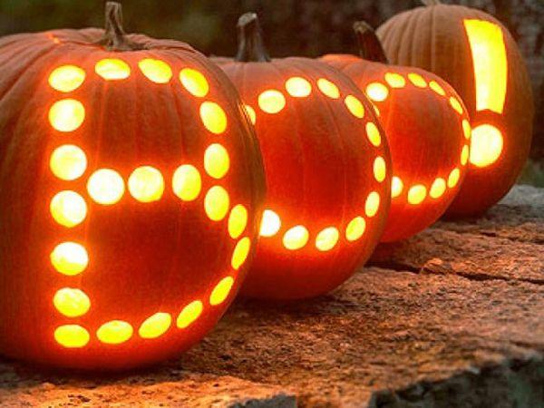 Украшения на Хэллоуин. 25 идей оформления интерьера