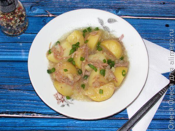 запеканка из кабачков с картошкой и мясом в духовке рецепты с фото