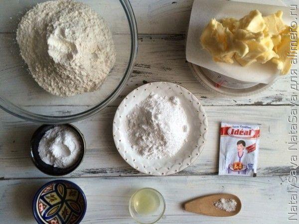 Печенье с глазурью